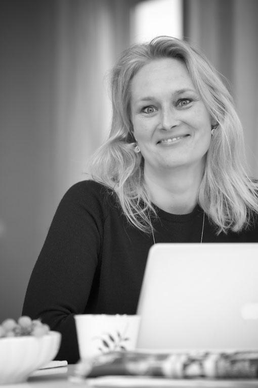 Mette Buch Jensen , journalist